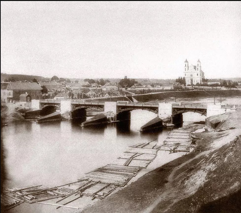 Зелёный мост. 1870