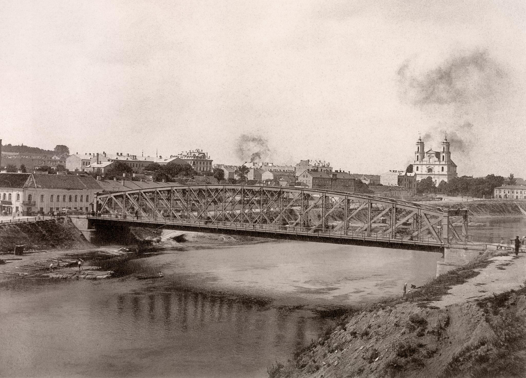 Зелёный мост. 1902