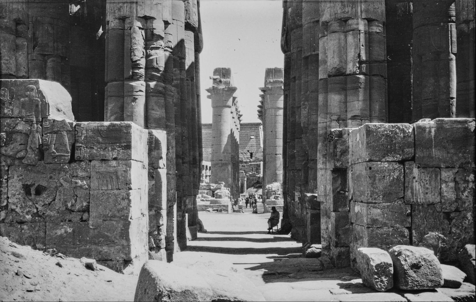 Луксор. Храм