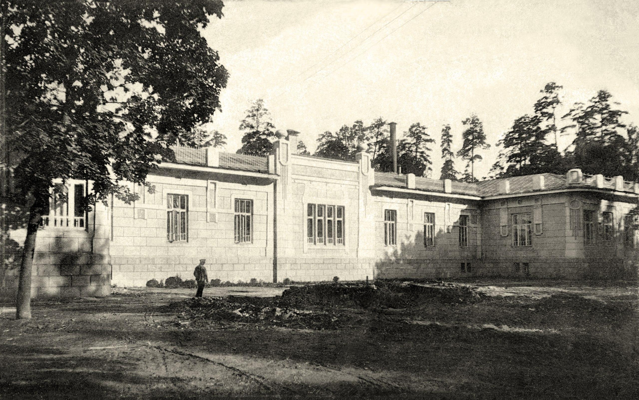 Новая заводская больница