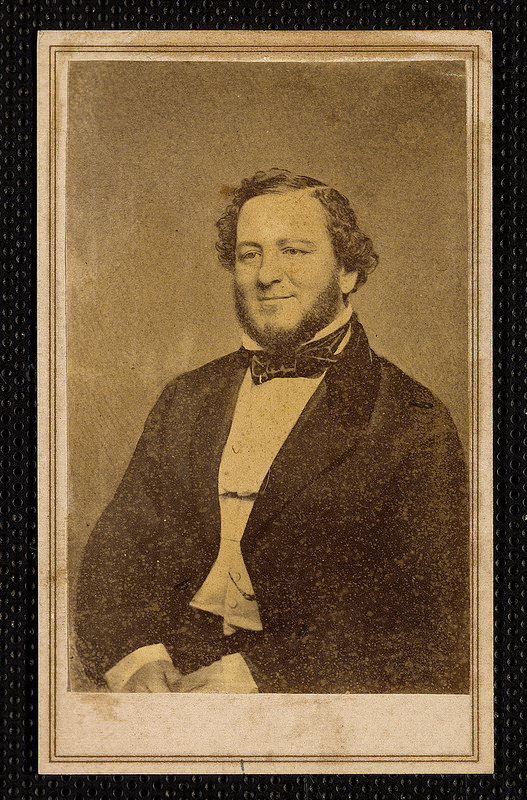 Министр военно-морских сил Джуда Ф. Бенджамин, Конфедеративные Штаты Америки