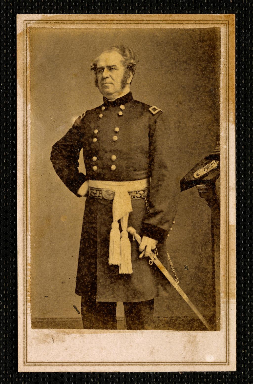 Бригадный генерал Генри Вашингтон Бенхам