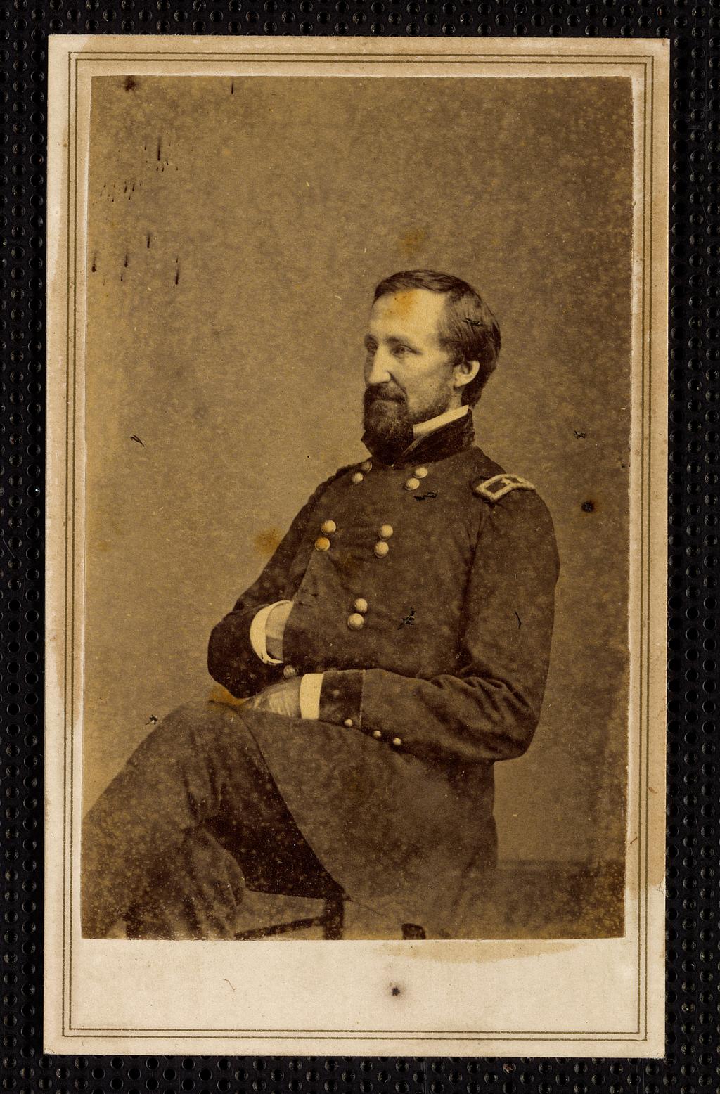 Генерал-майор Уильям Роузкранс