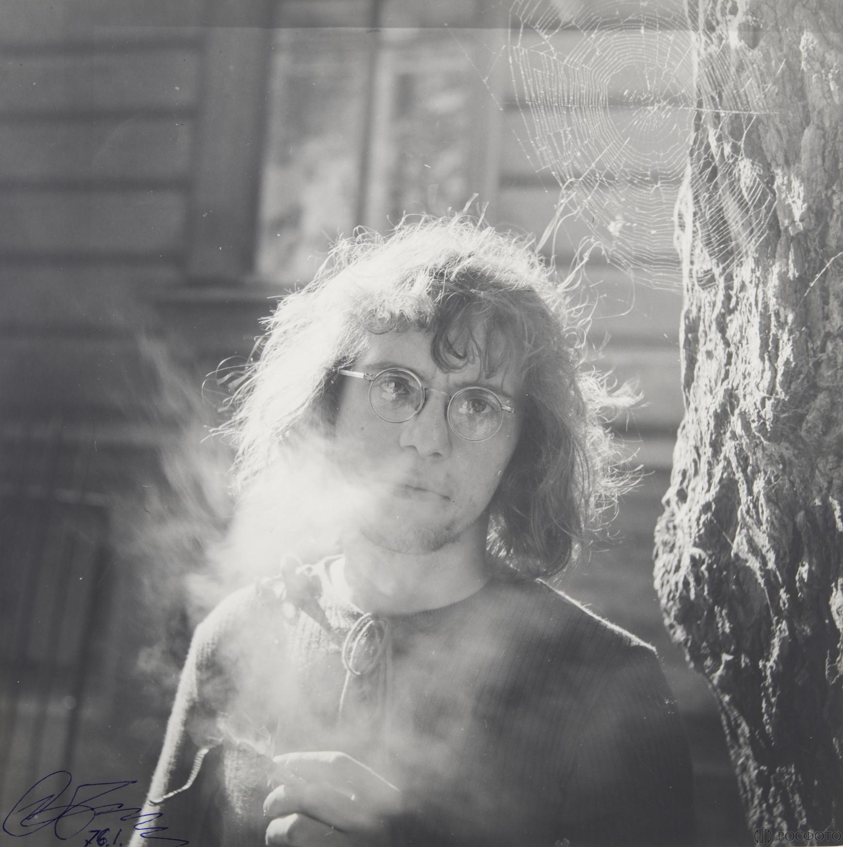 1970-е. Портрет Бориса Смелова