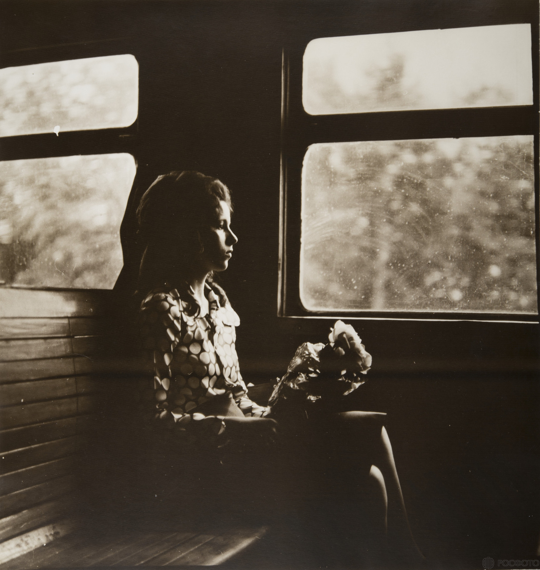 1976. Незнакомка