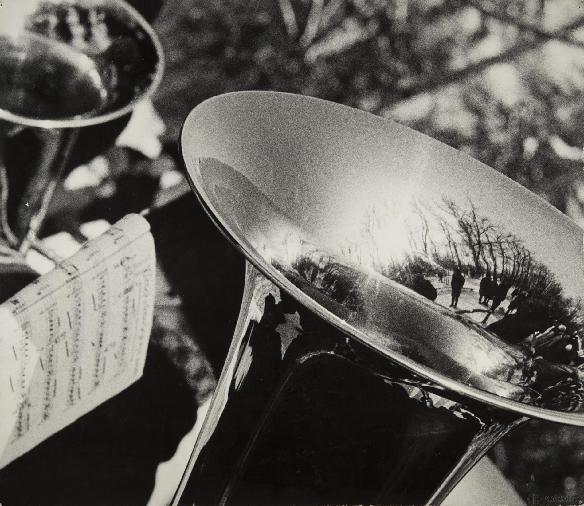 1978. Духовой оркестр