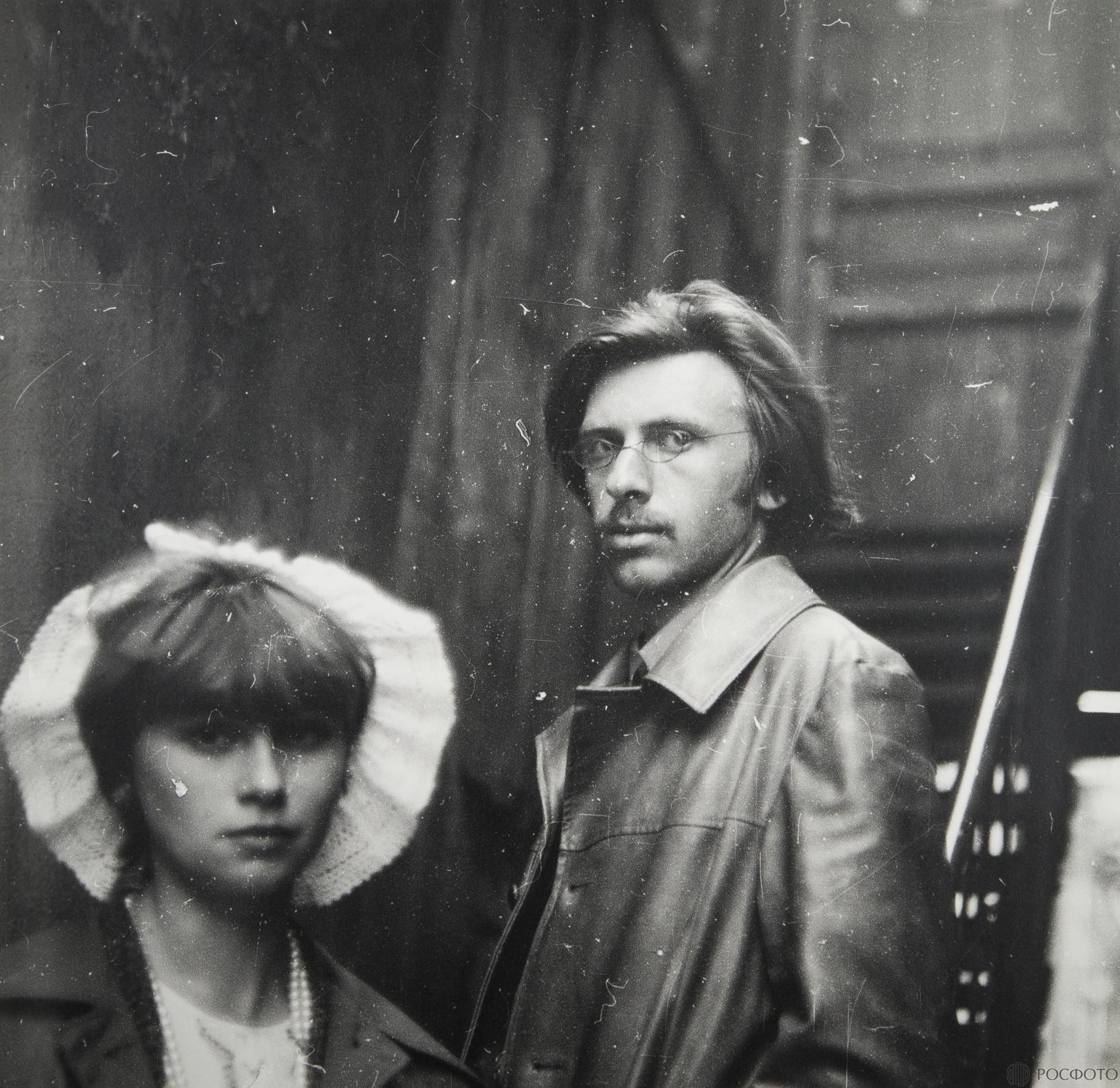 1984. Парный портрет