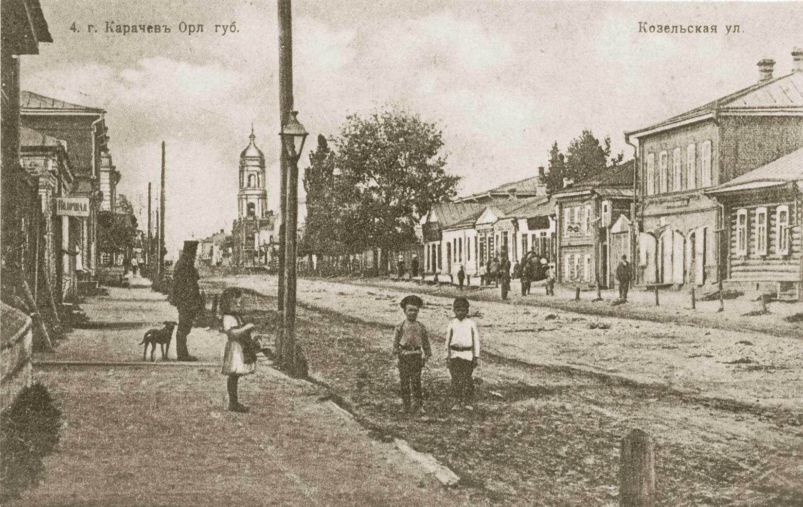 Козельская улица