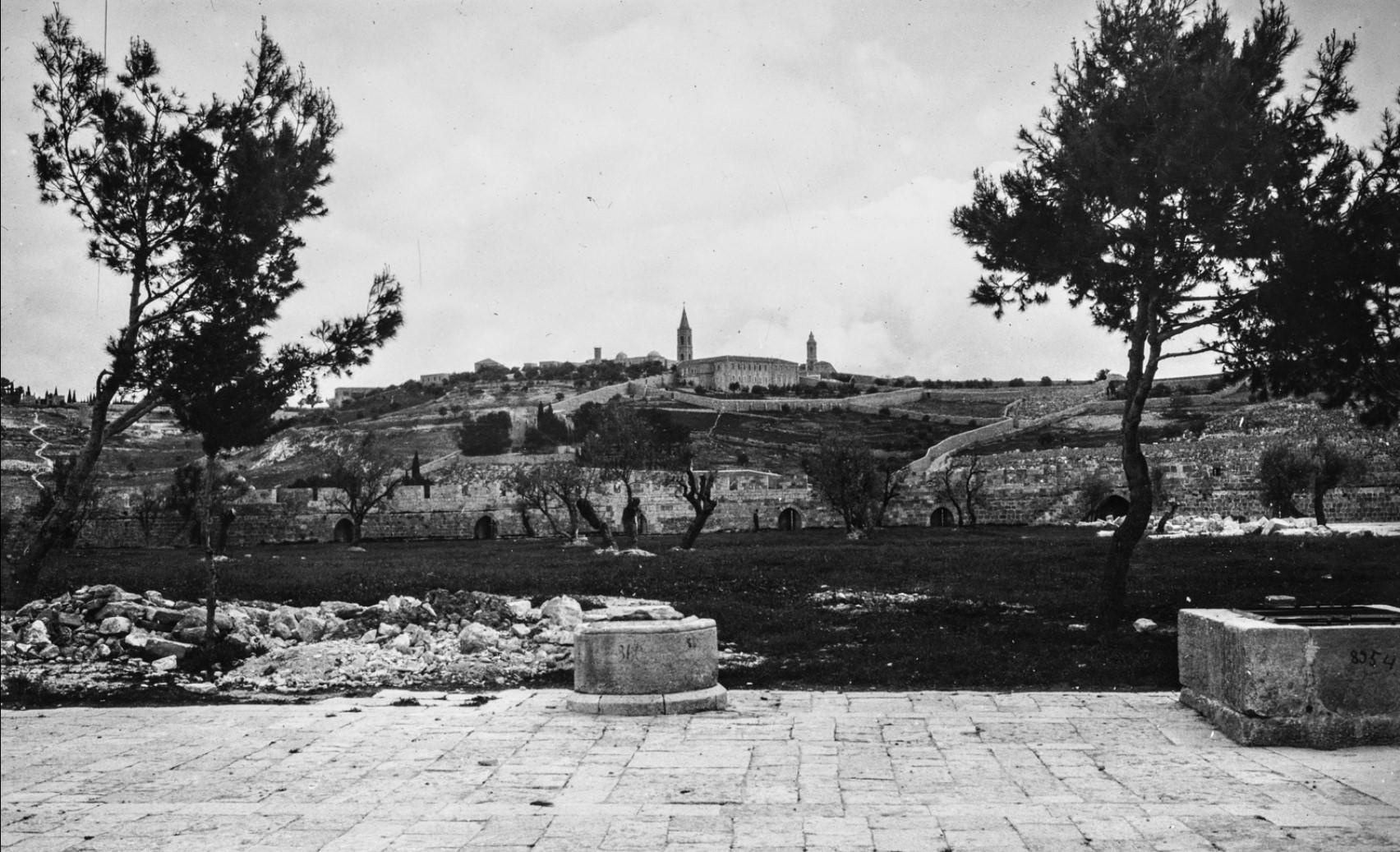 Иерусалим. Вид с Храмовой горы