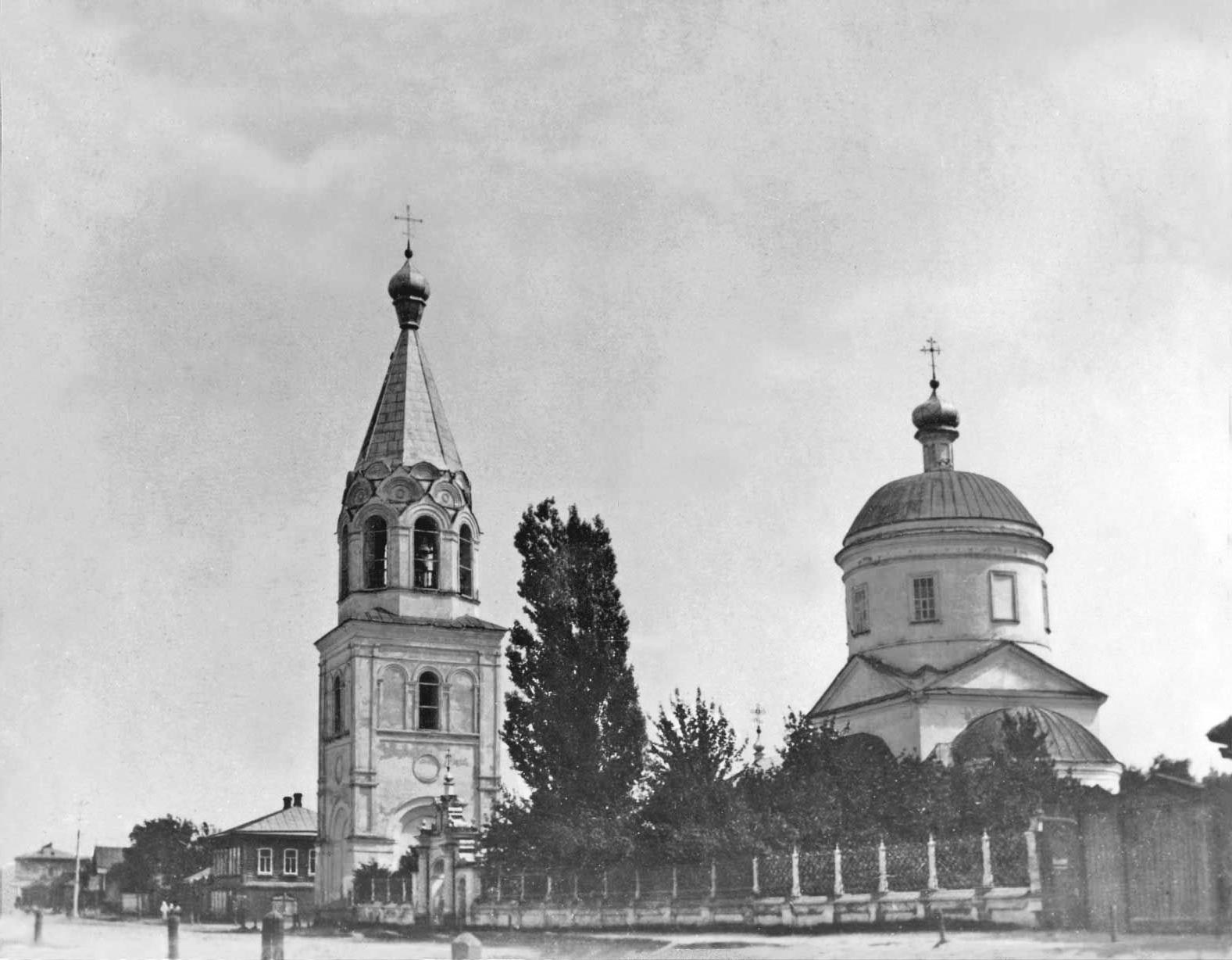 Церковь Благовещения Пресвятой Богородицы (Благовещенская-Афанасьевская церковь)