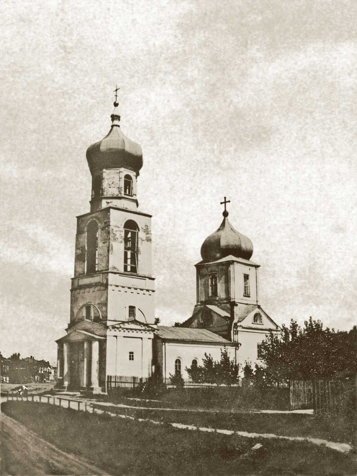 Церковь Осии Пророка (Осиевская церковь)