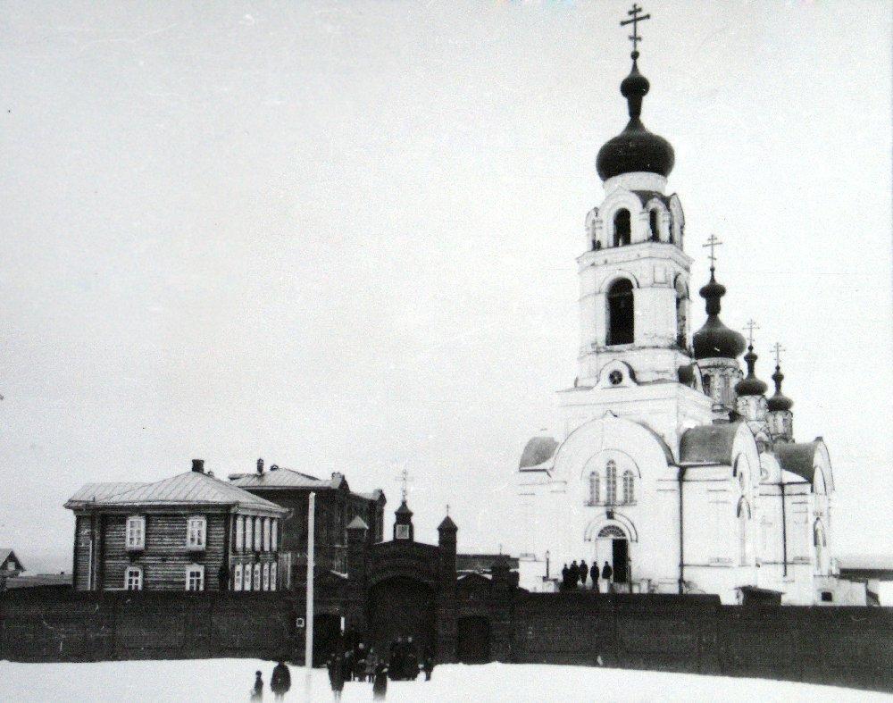 Иоанно-Предтеченский мужской монастырь