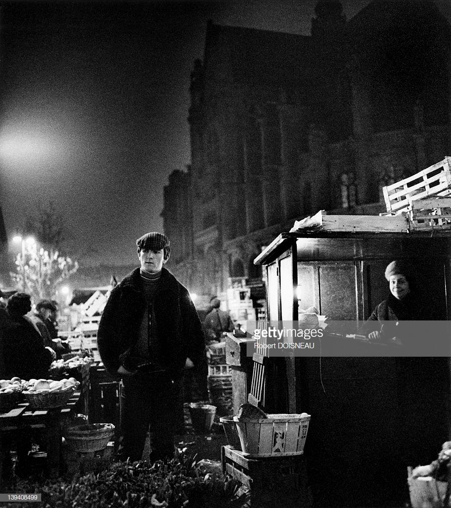 1968. Октябрьской ночью в Ле-Аль