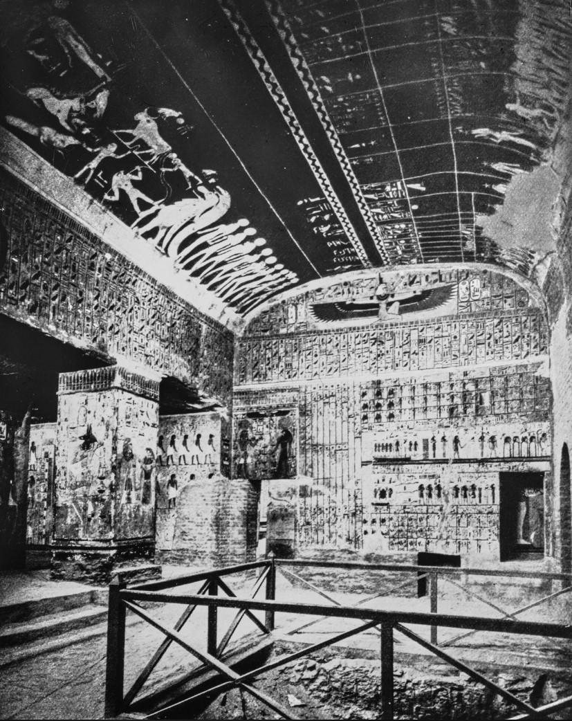 Гробница Рамсеса IX  в Долине царей
