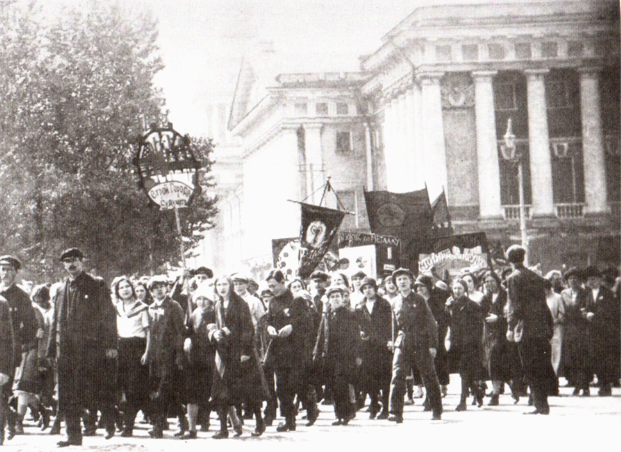 Первый праздник культуры в Петрограде