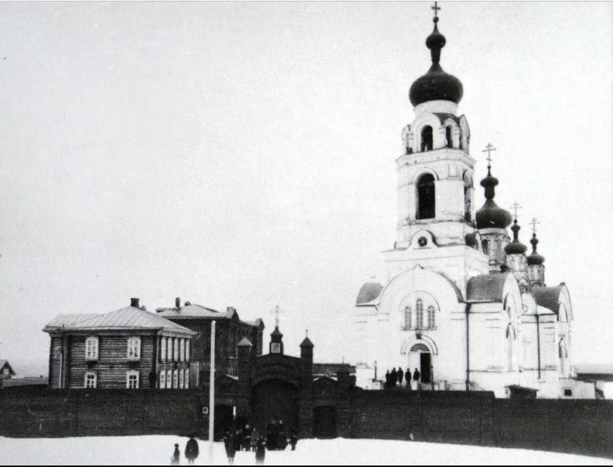 Старцевогорский Иоанно-Предтеченский общежительный мужской монастырь