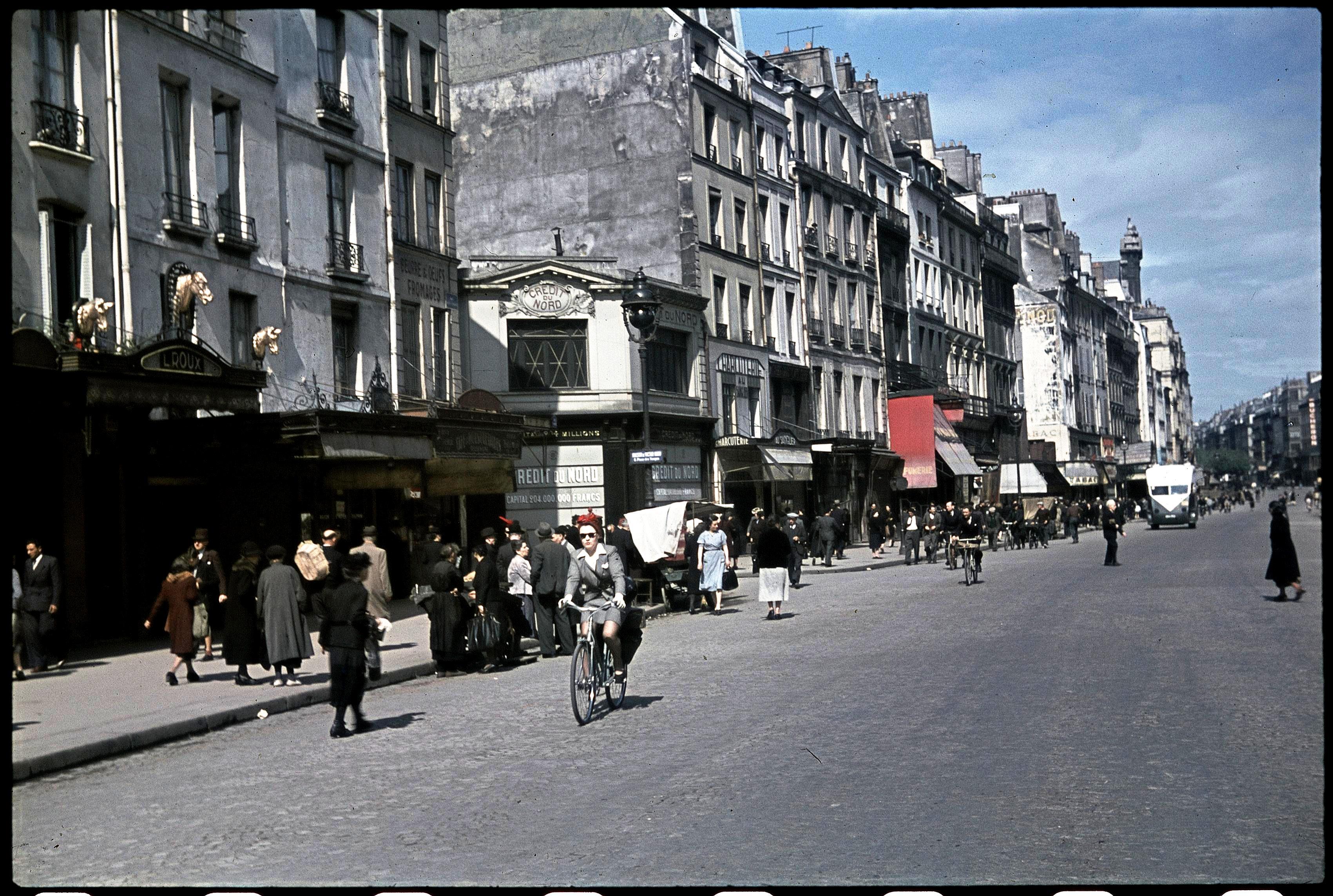 Улица Фобур Сент-Антуа́н