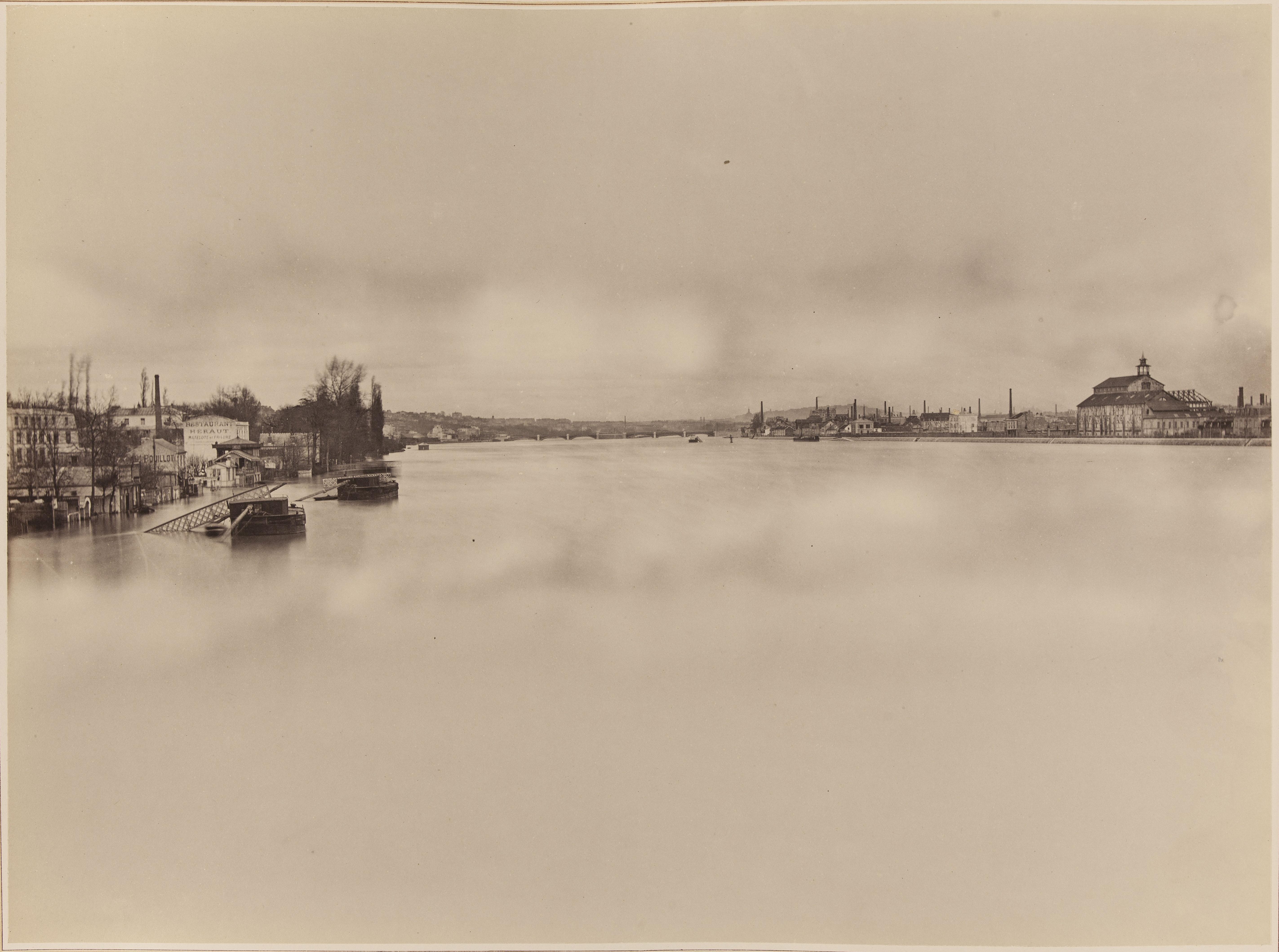 17. Пон-де-Гренель (правый и левый берег)