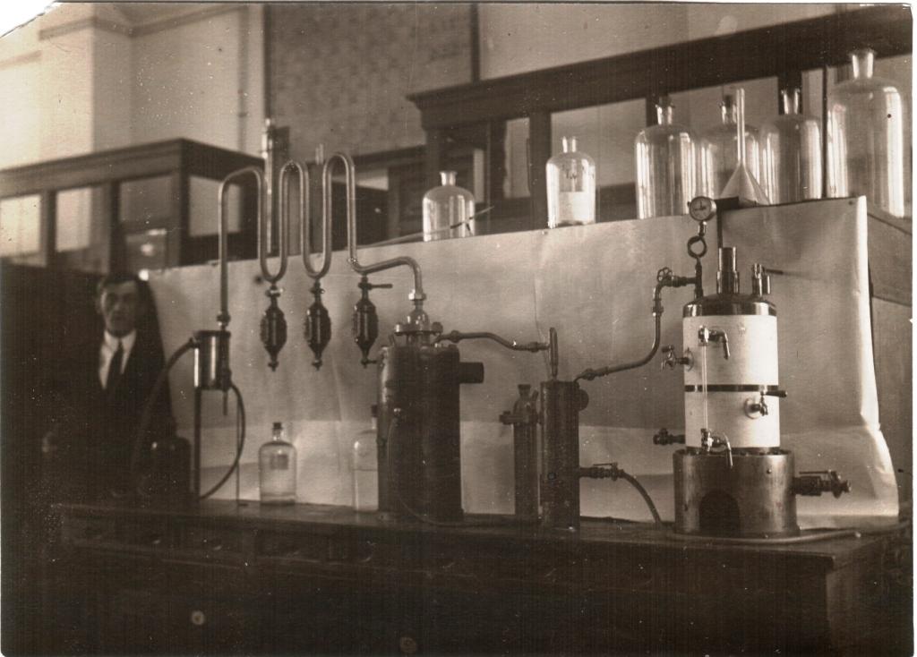 ЛПИ. Химический факультет