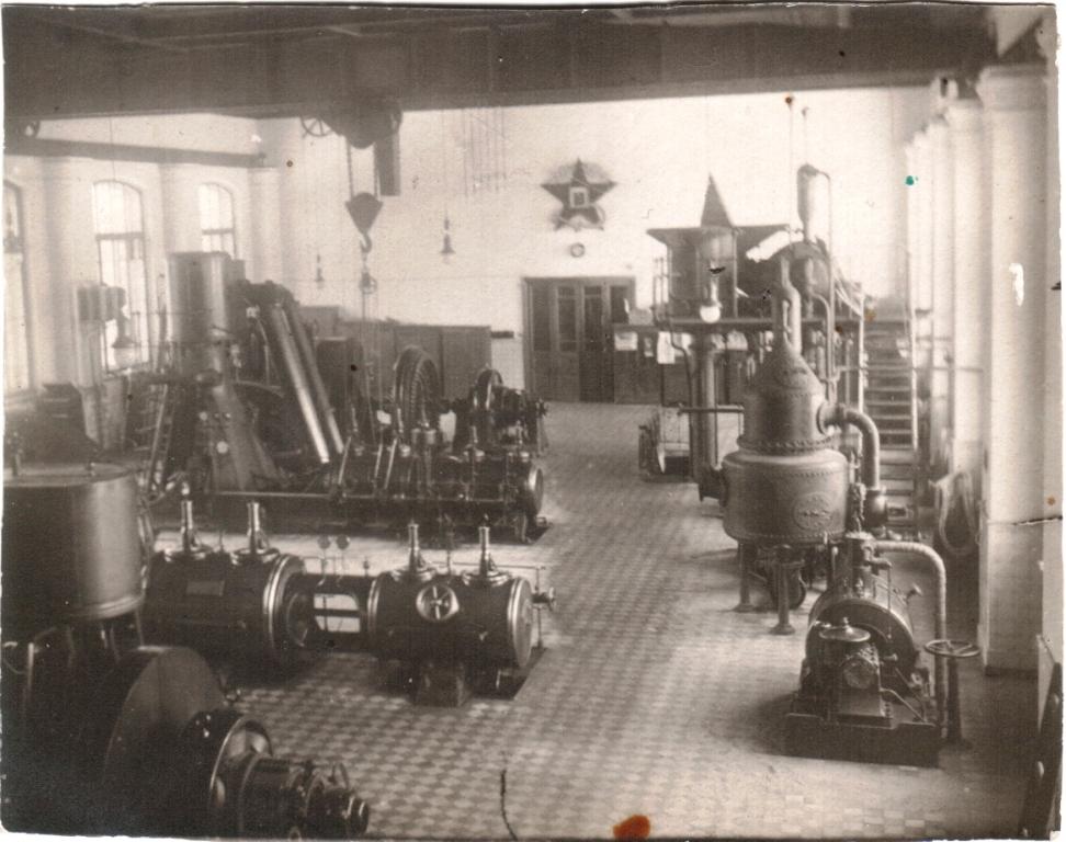 Электростанция ЛПИ