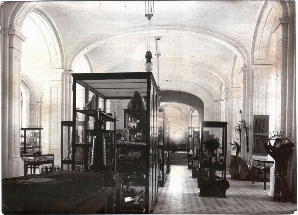 ЛПИ. Музей