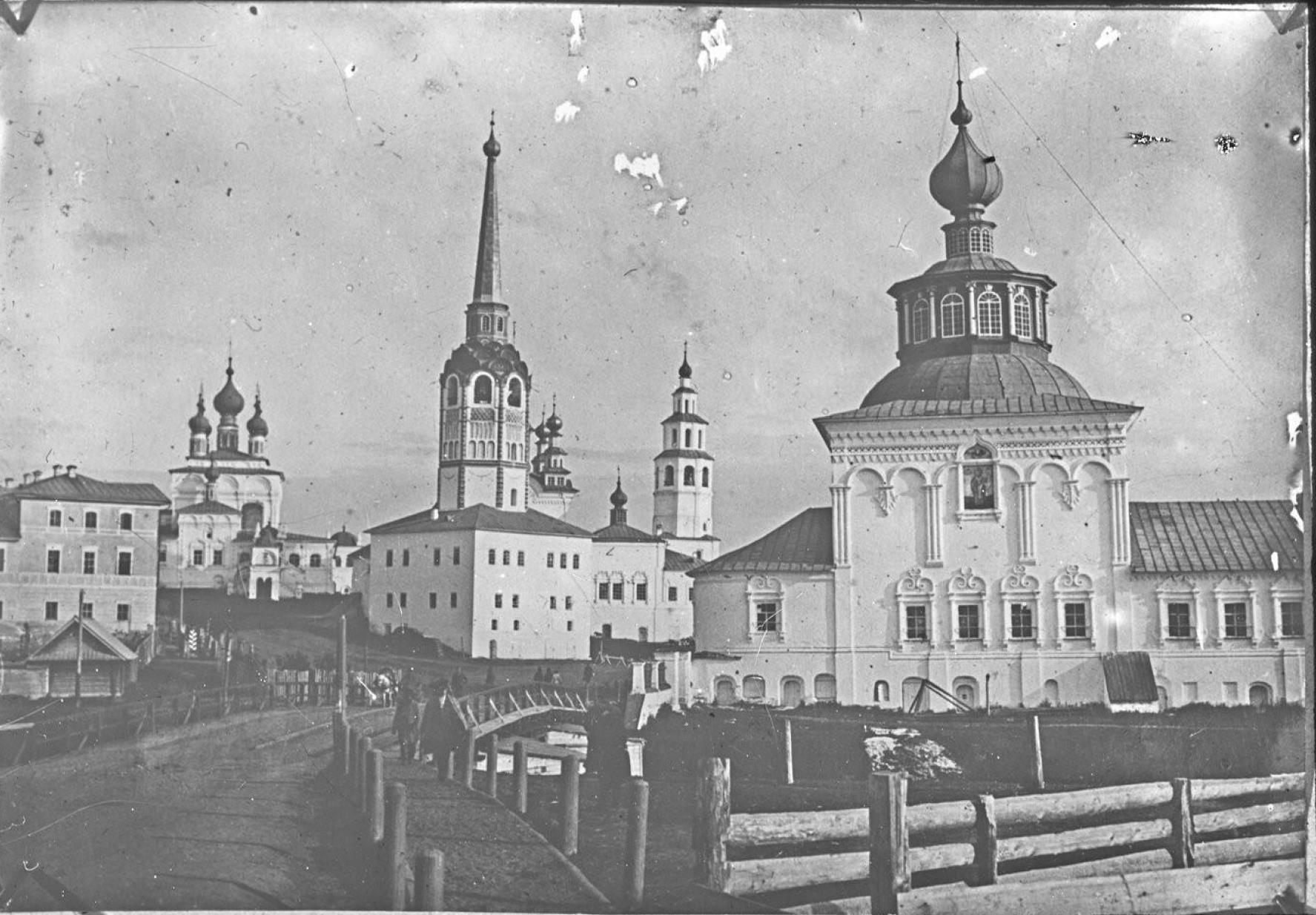 Пермская губерния. Соликамск. Соборный комплекс