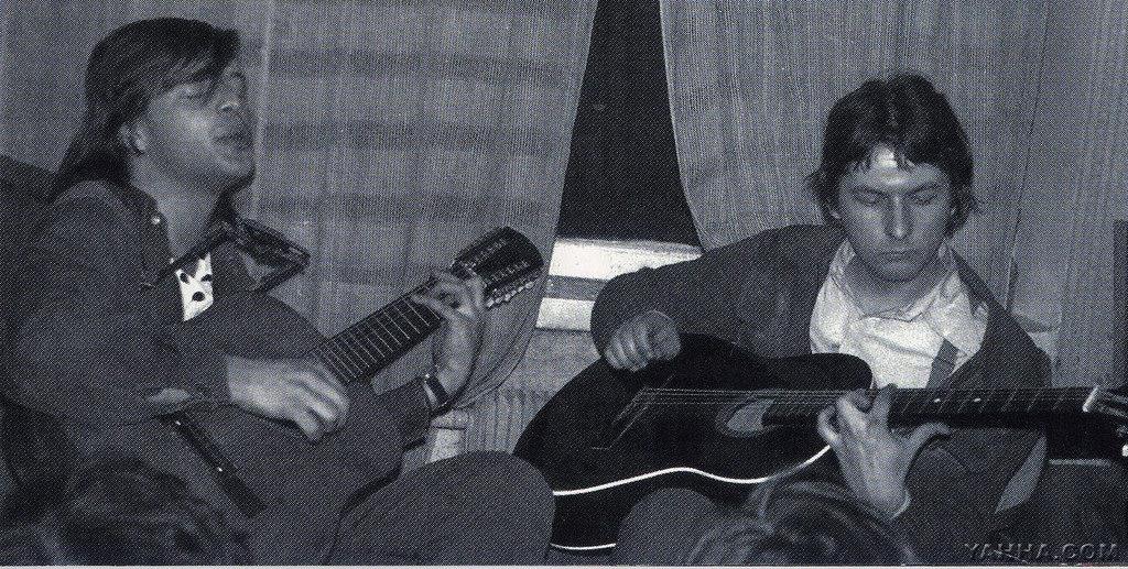 БГ и Майк