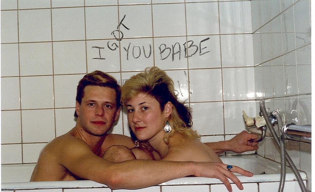 БГ & Джоанна Стингрей