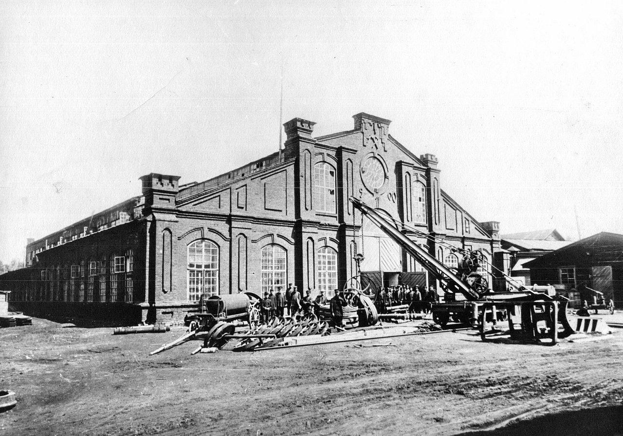 Воткинский завод. Механический цех