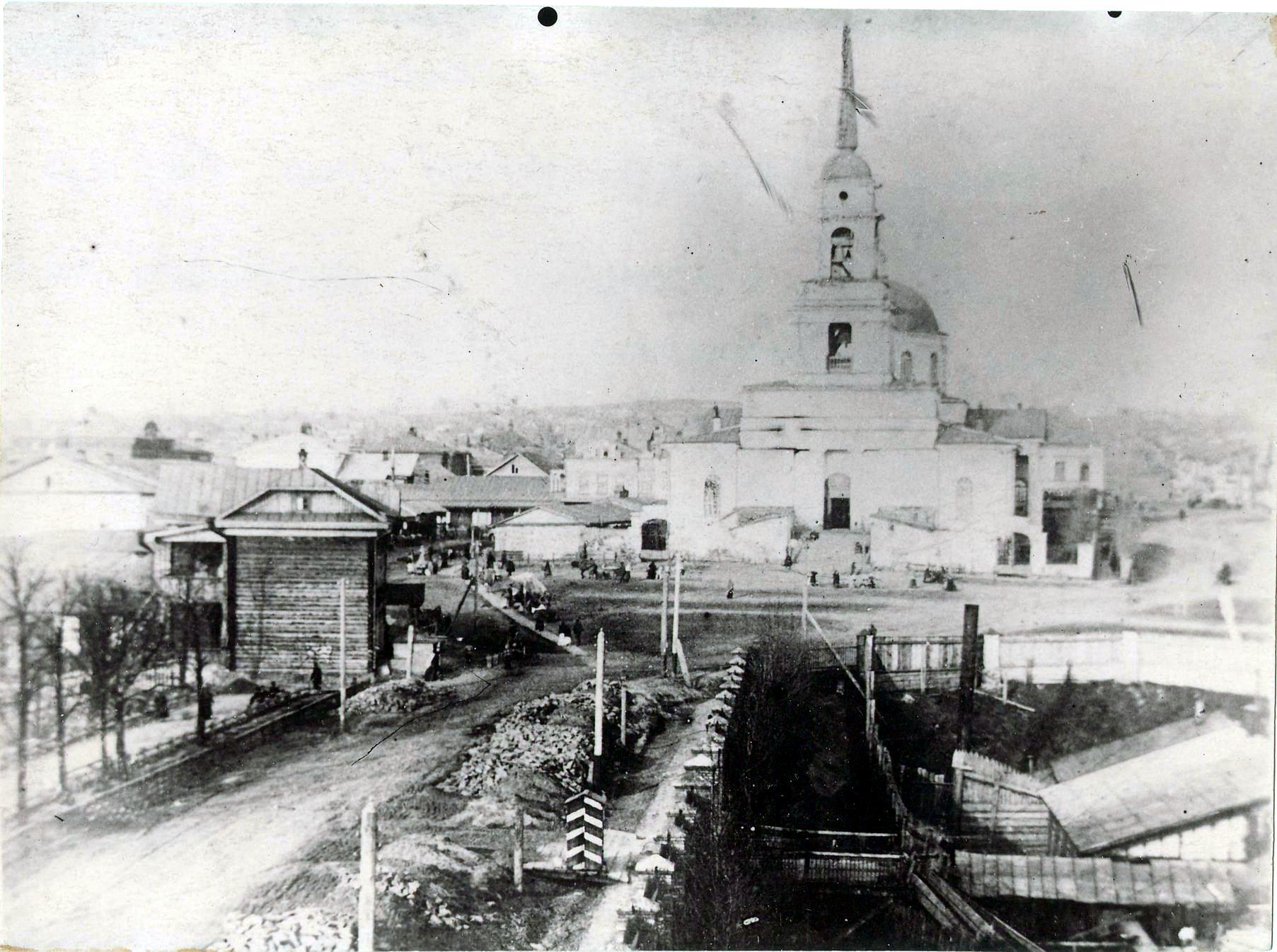 Воткинский завод. Панорама Воткинского завода