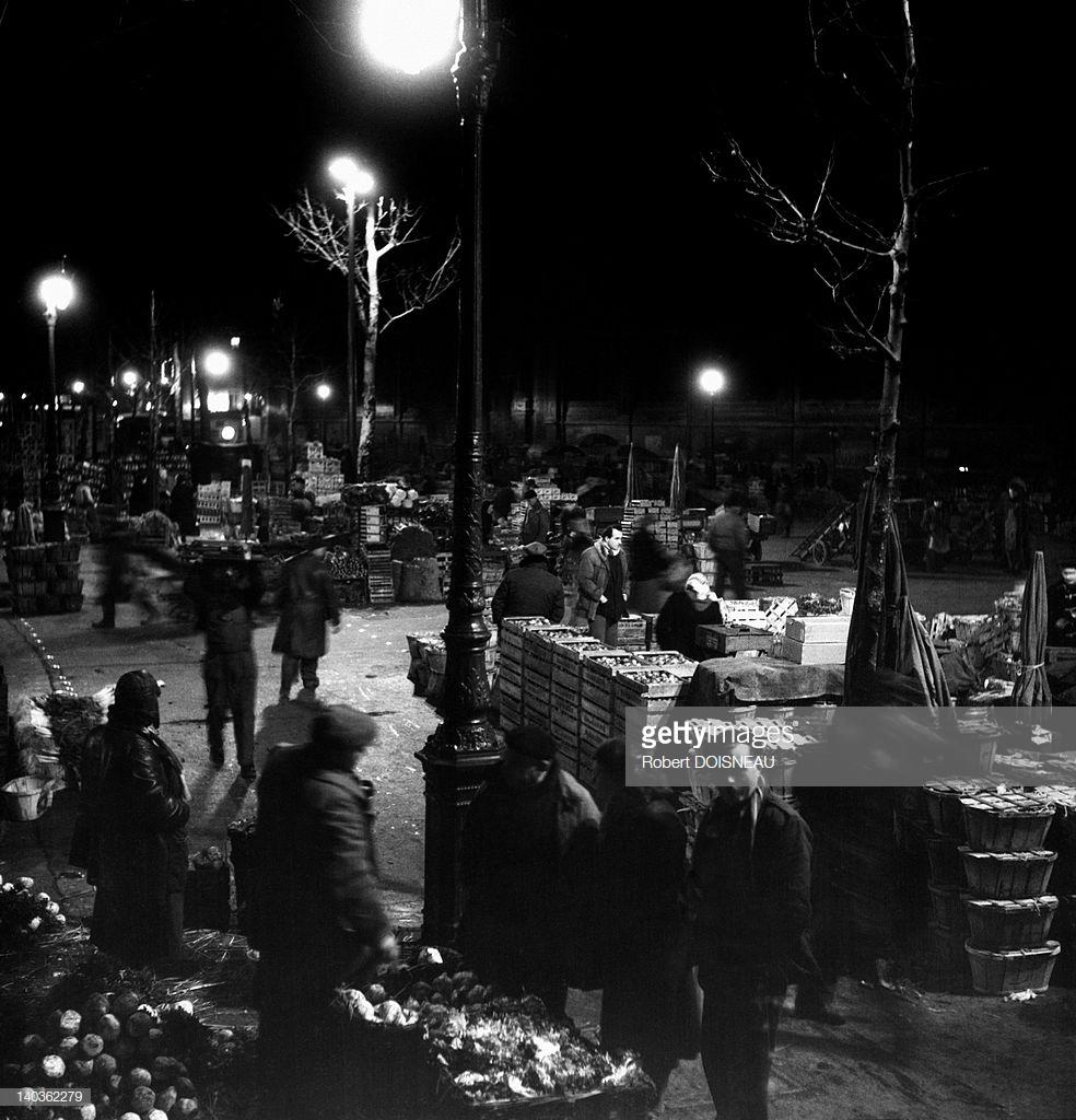 1953. Рано утром в Ле-Аль
