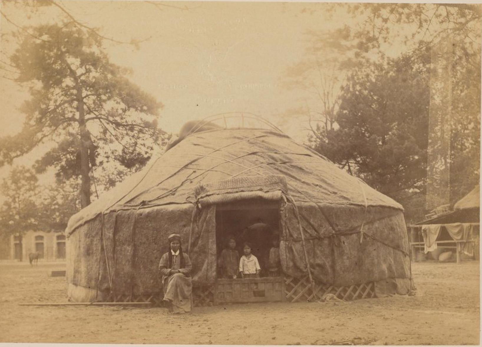 Внешний вид палатки