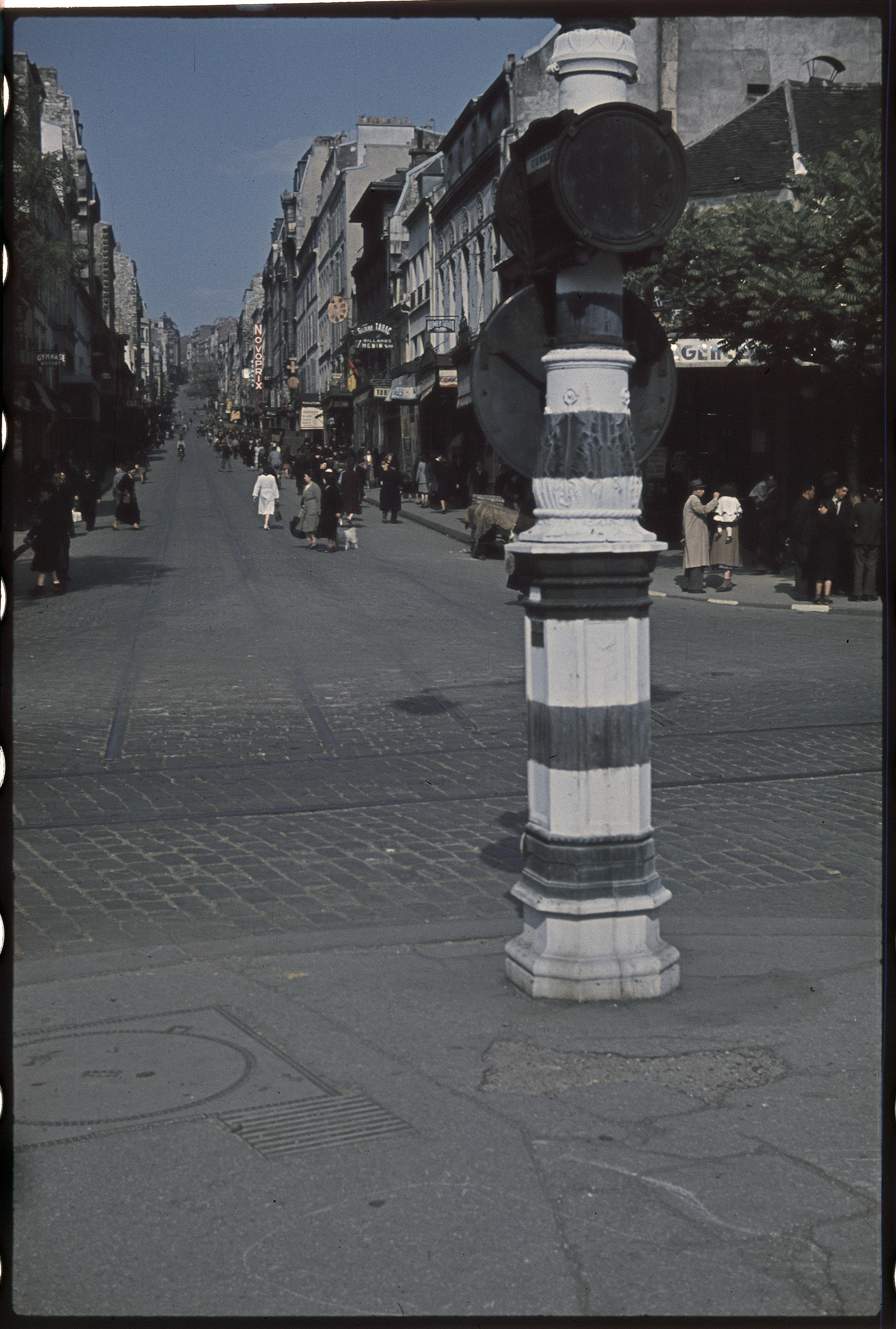 Улица Менильмонтан