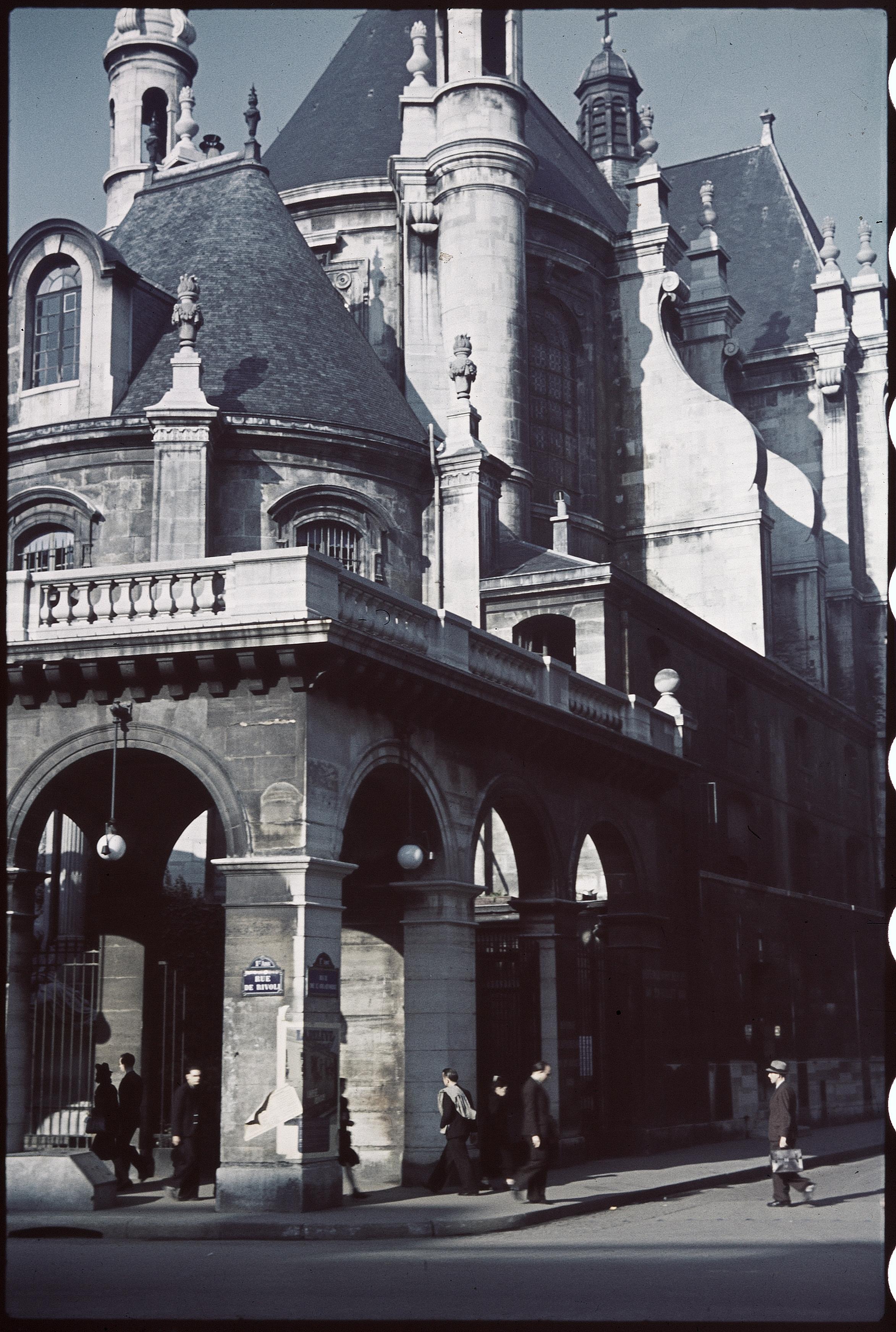 Церковь Оратории Лувра