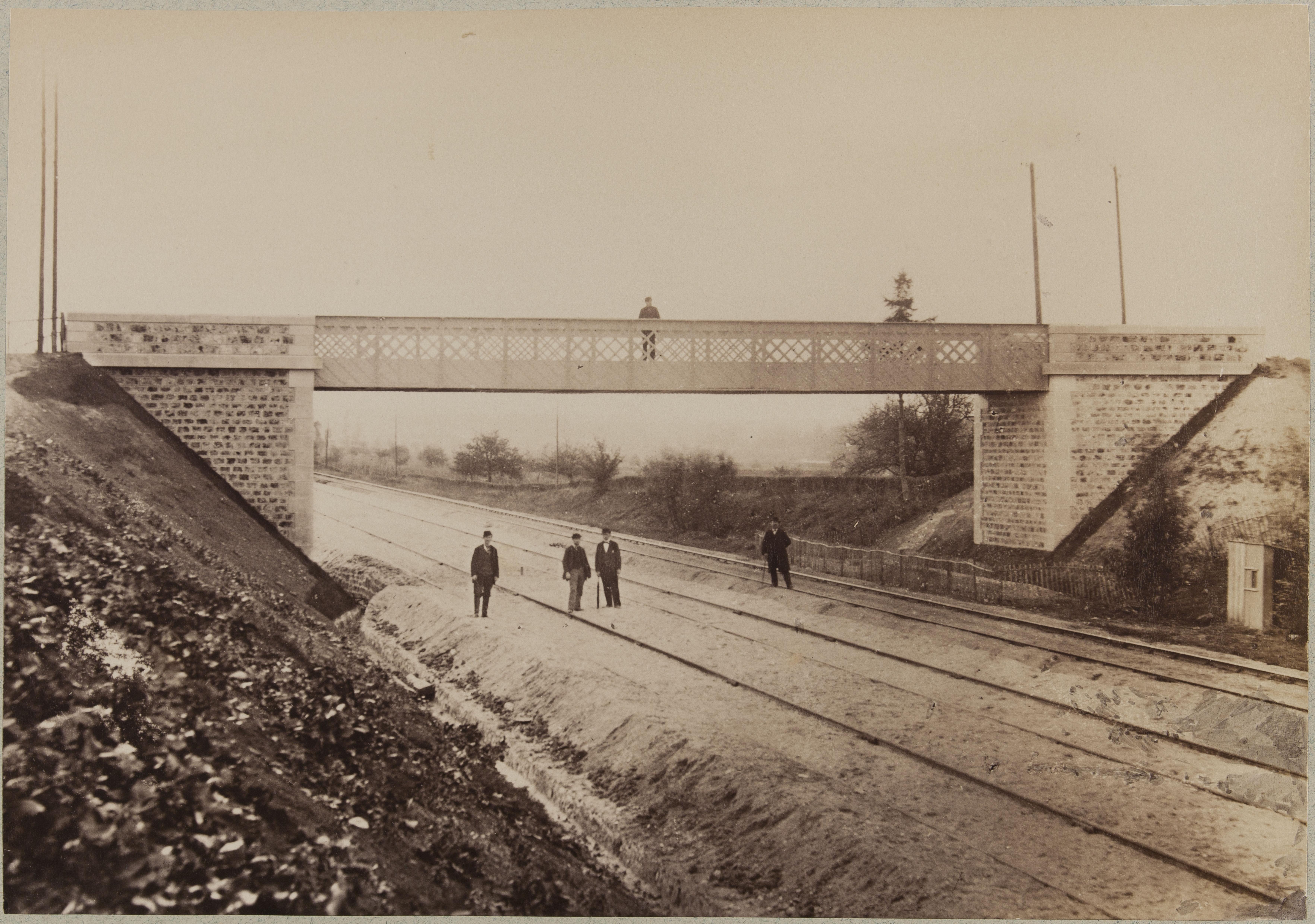 Мост возле Морвилье