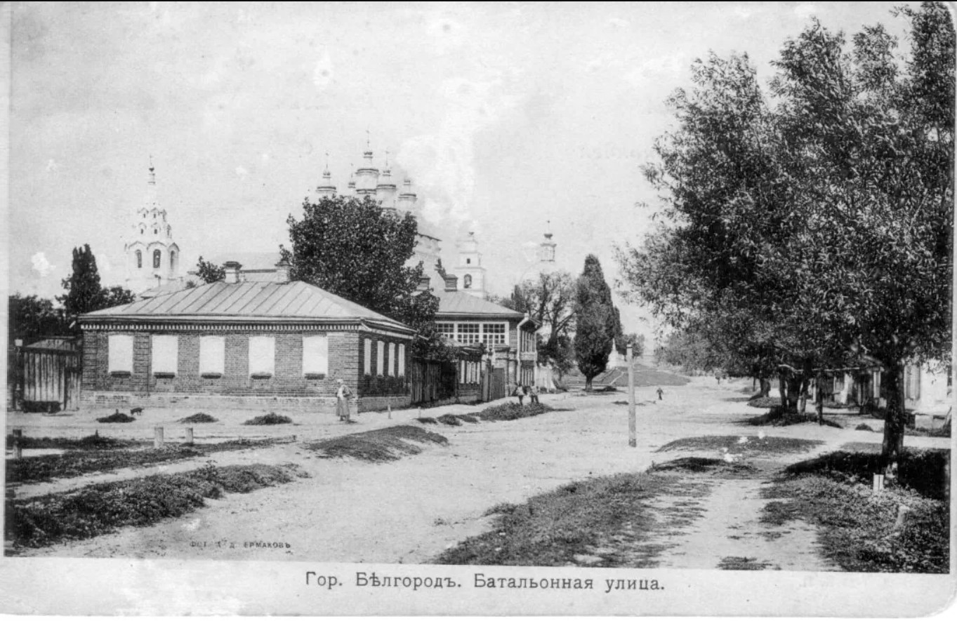 Батальонная улица