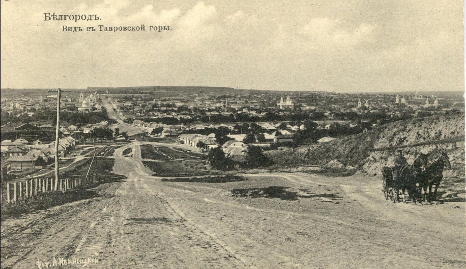 Вид с Тавровской горы