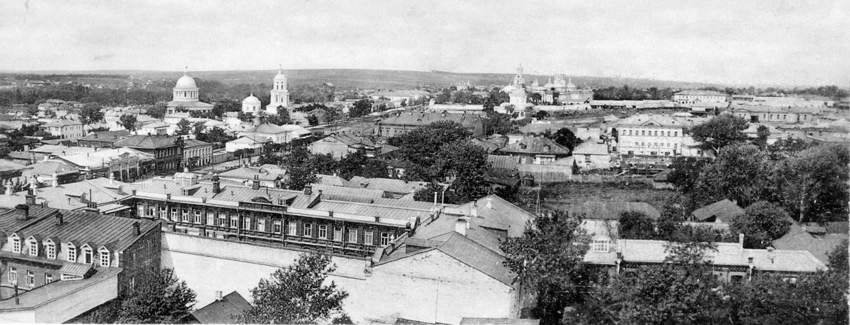 Панорама города Белгород