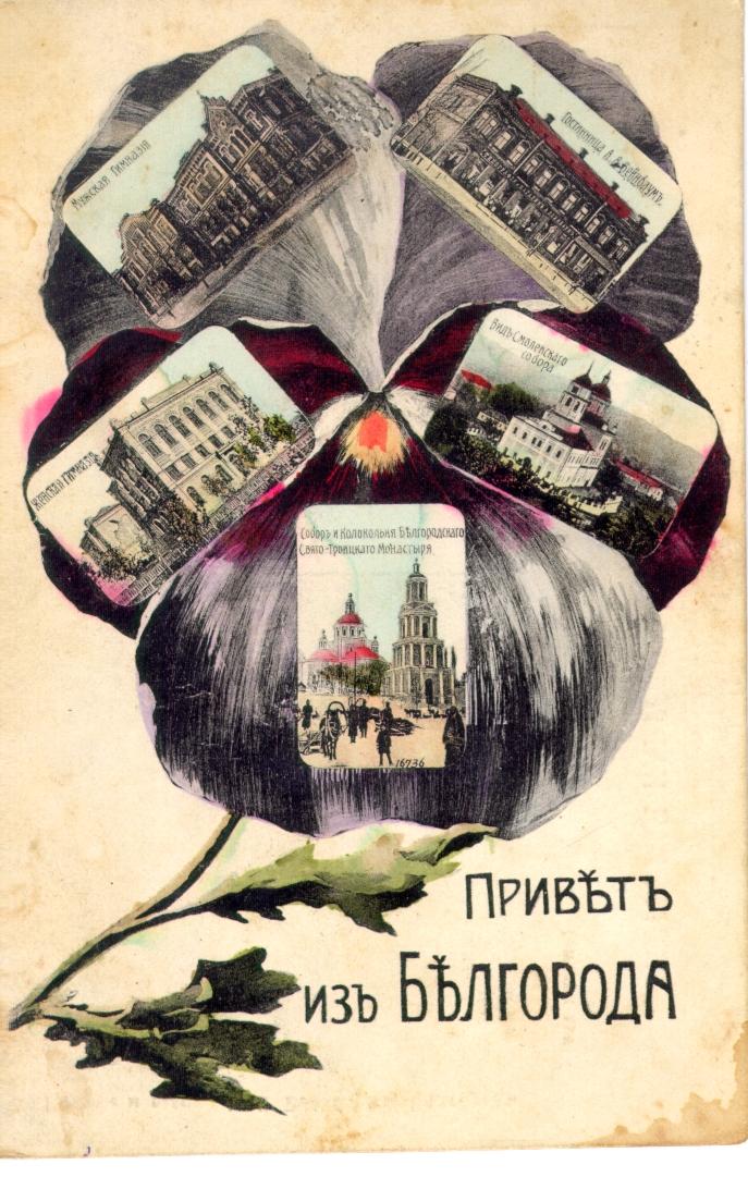 Привет из Белгорода 2