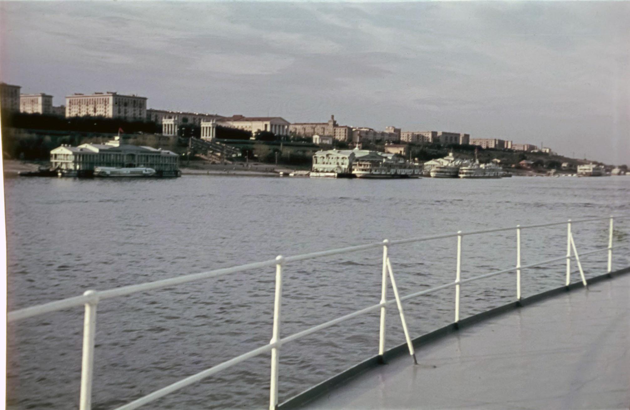 Волгоград. Центральная набережная