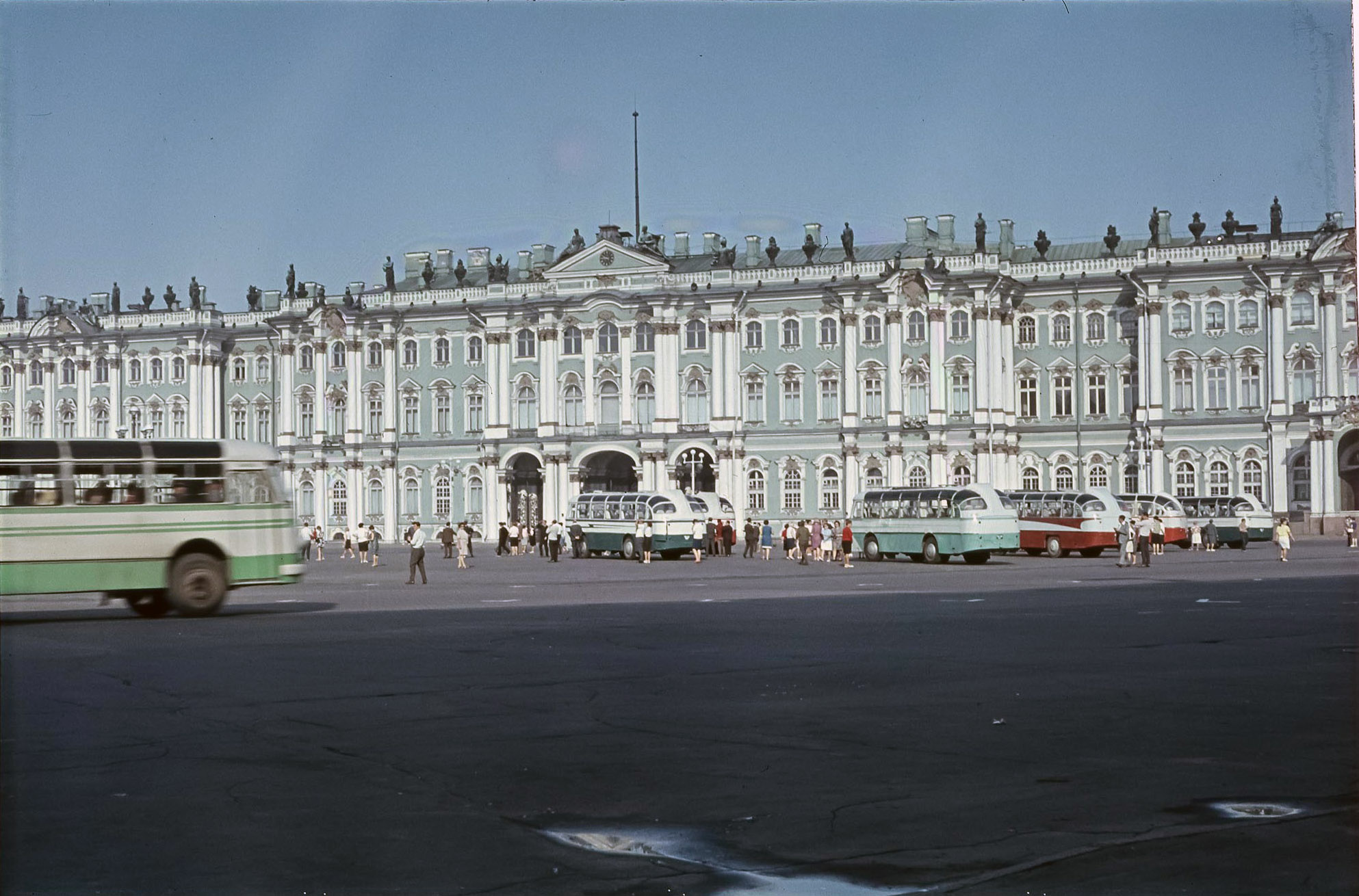 Ленинград. Зимний дворец