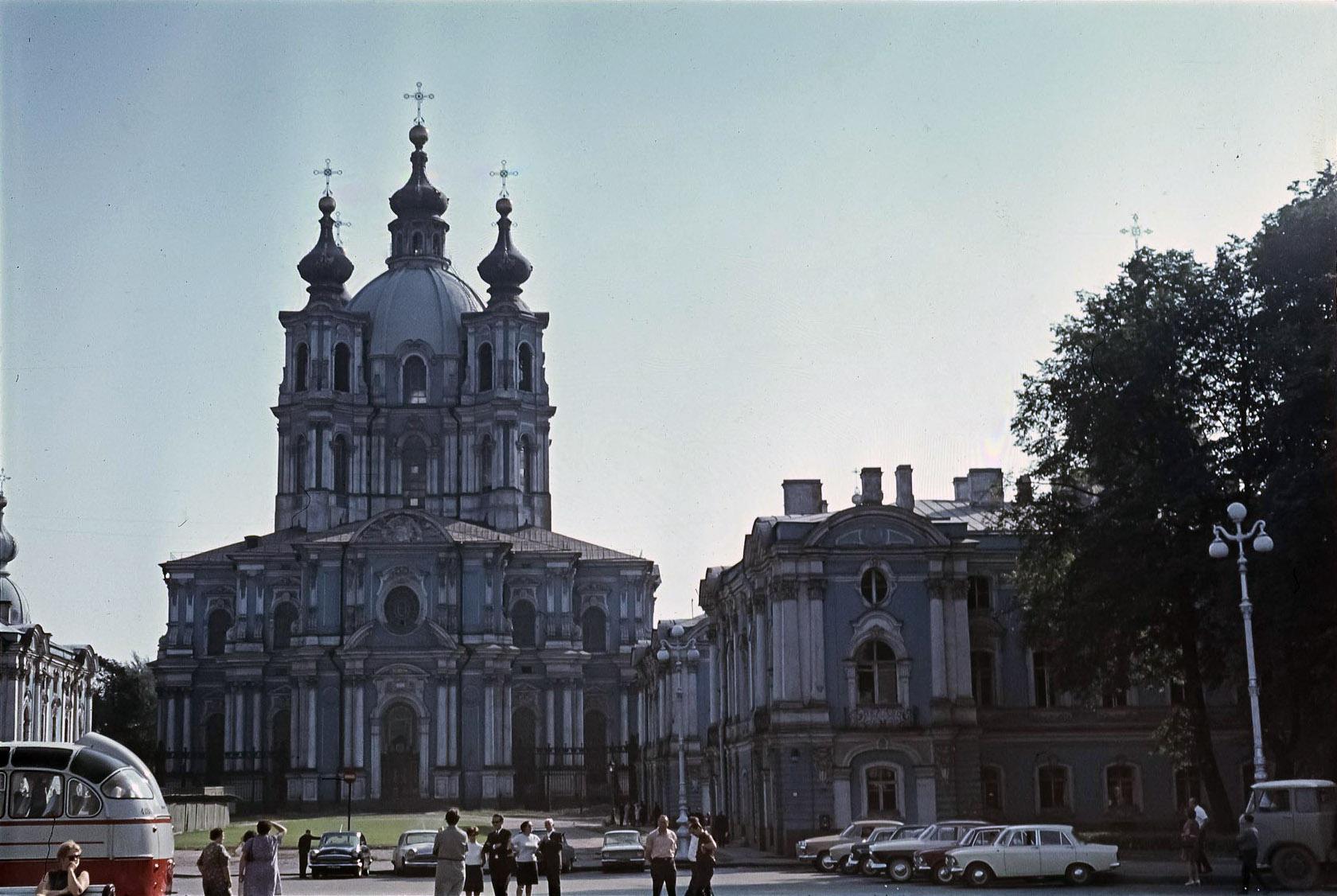 Ленинград. Смольный собор