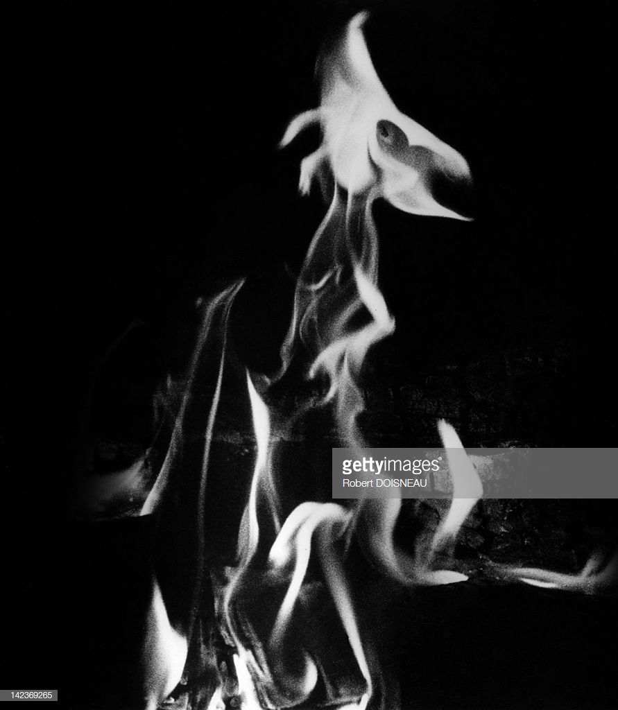 1961. Пламя