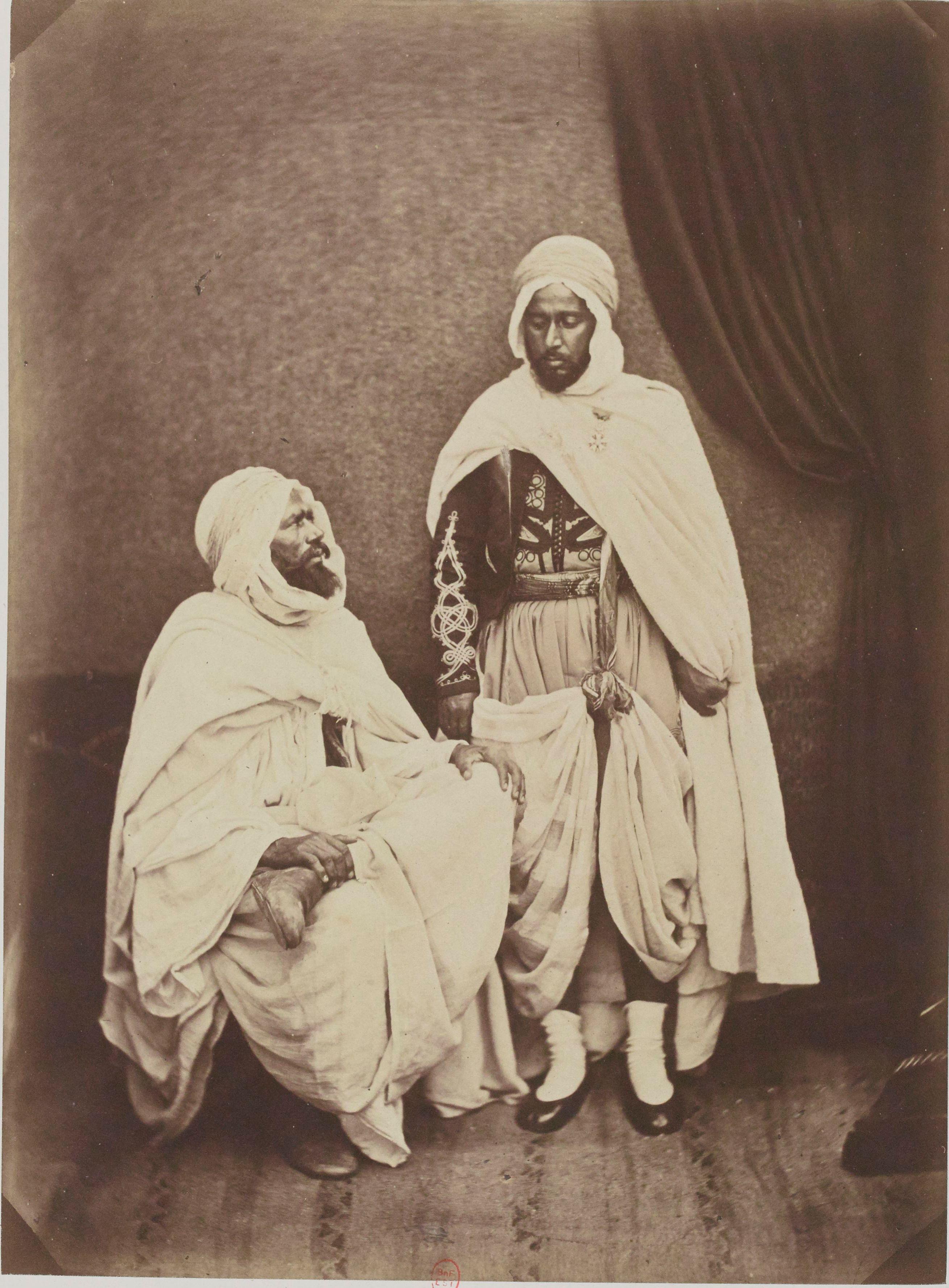 Мохаммед бен Сулейман, один из местных правителей Тлемсена