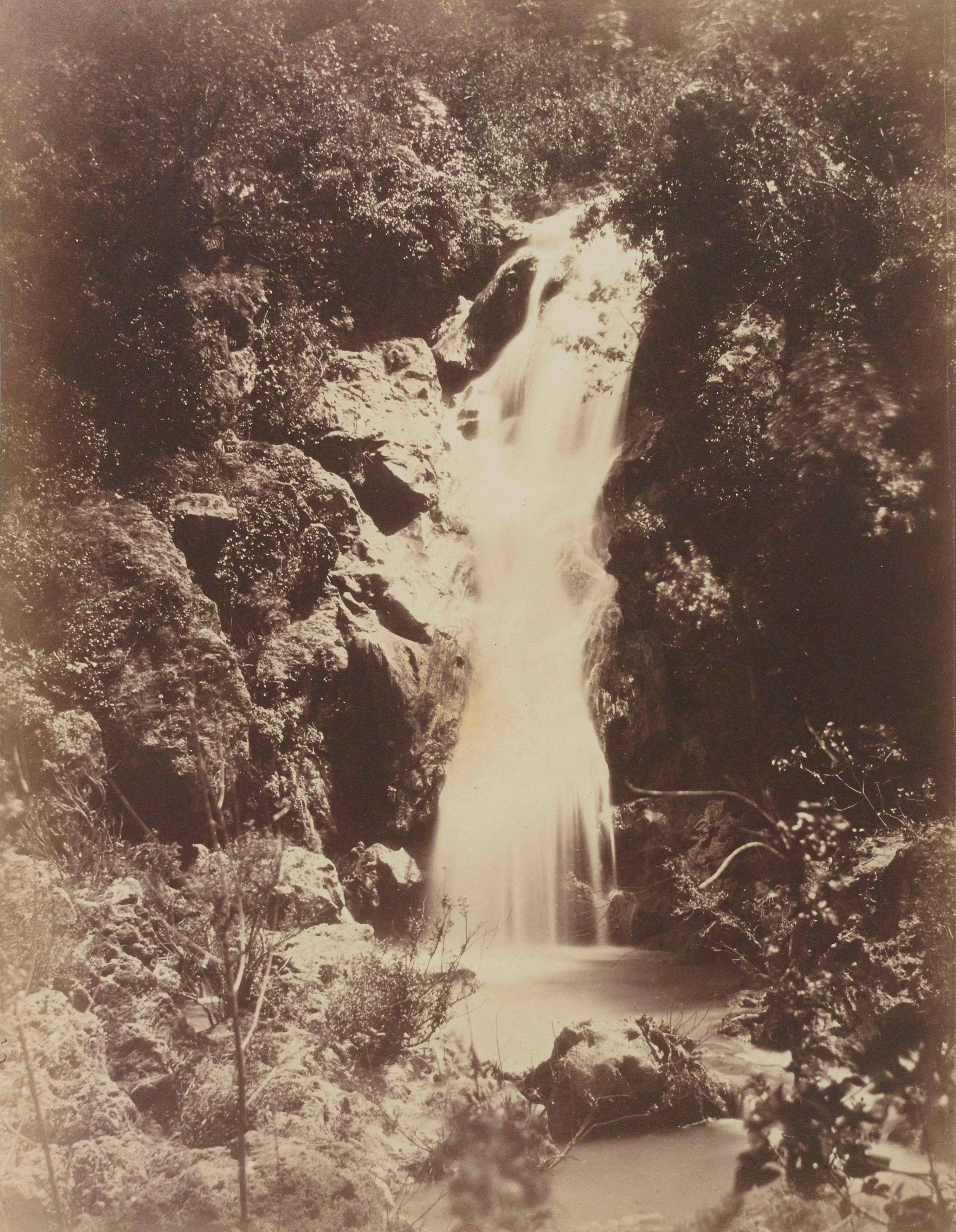 Водопад неподалеку от Тлемсена