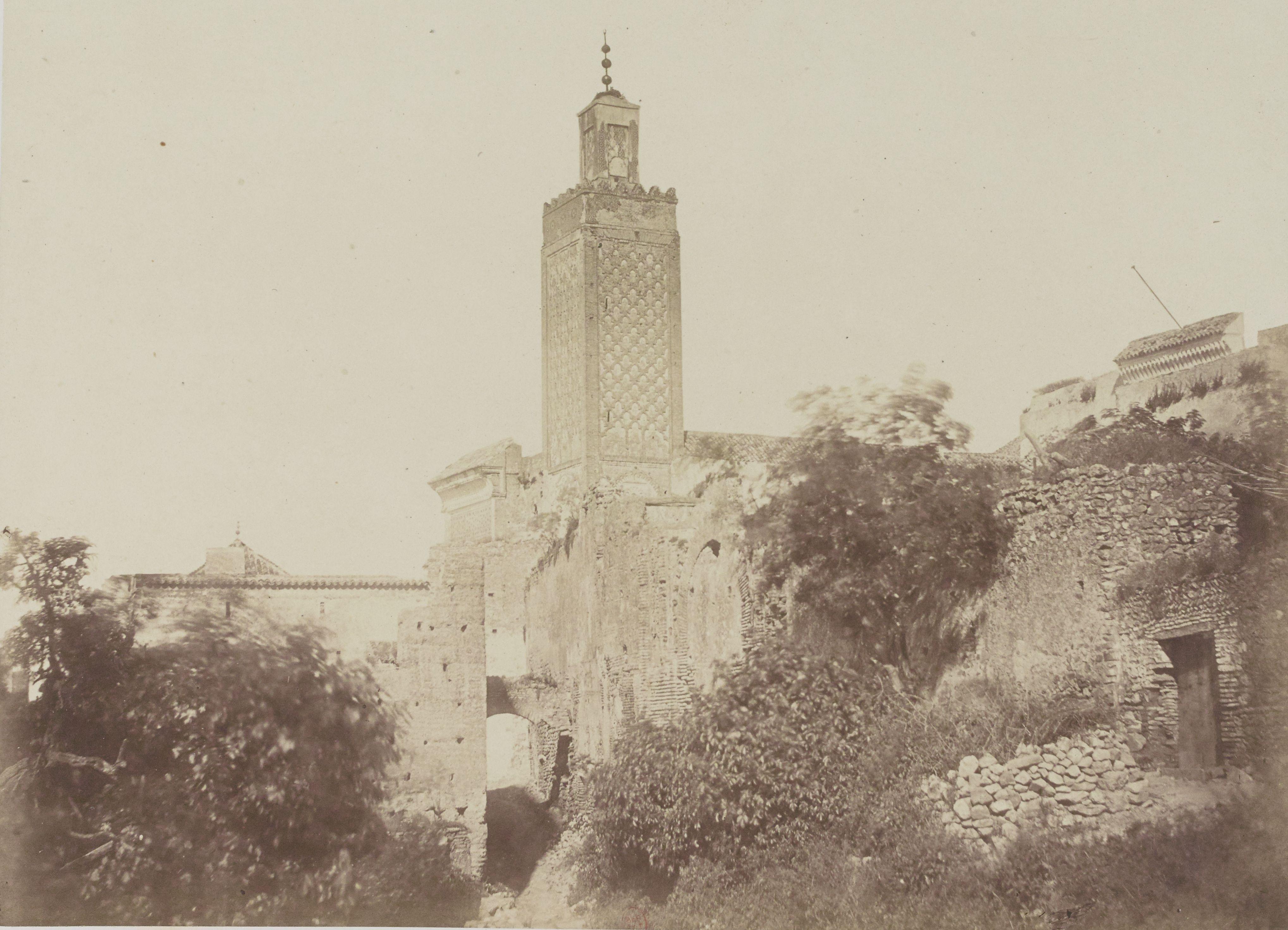 Мечеть священной деревни Бумедин