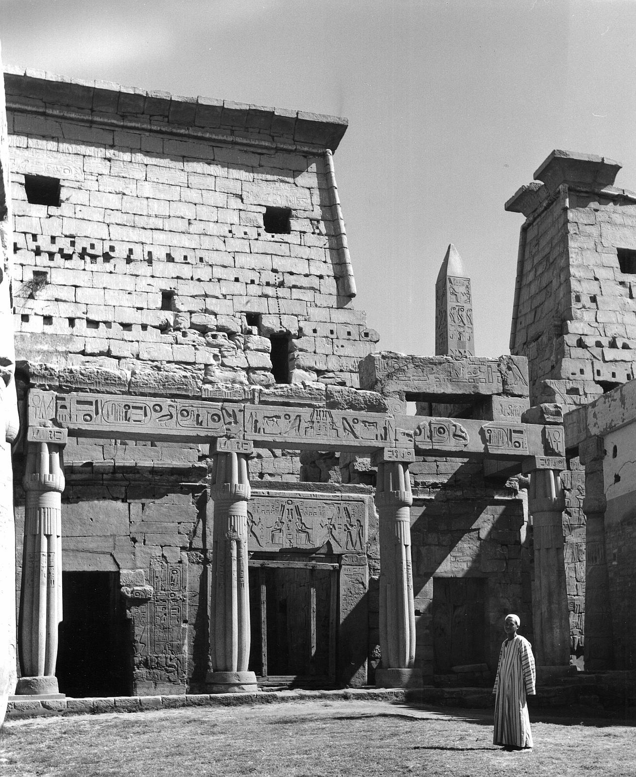 Луксор. Часовня Тутмоса III