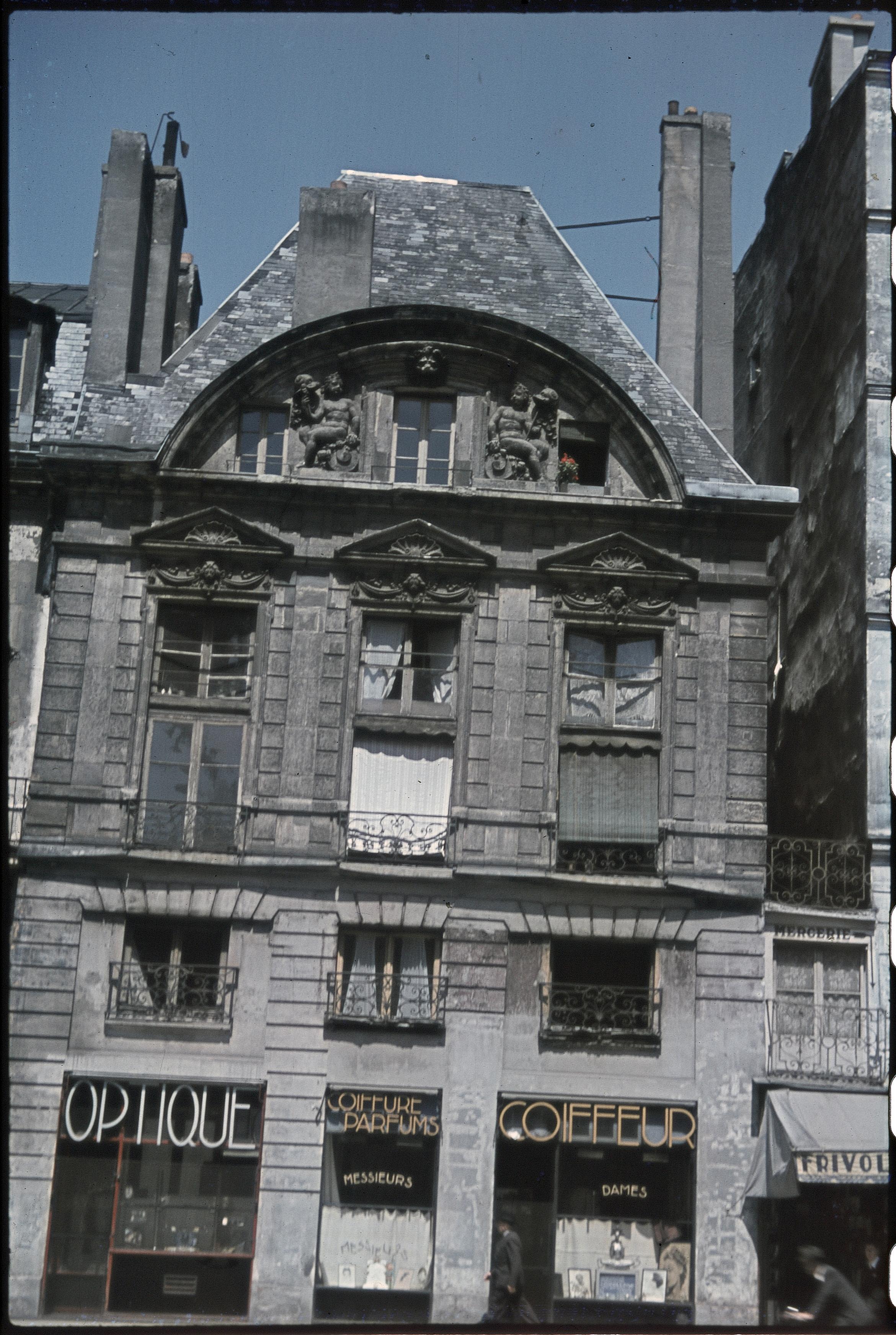Дворец Сюлли (ул. Сент-Антуан, 8)