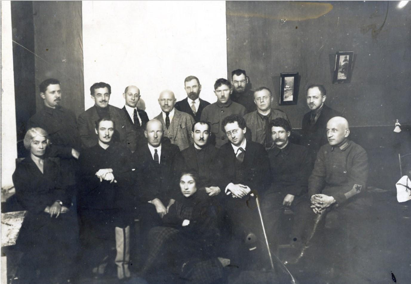 Активные участники революции 1905-1907 гг. в Самаре