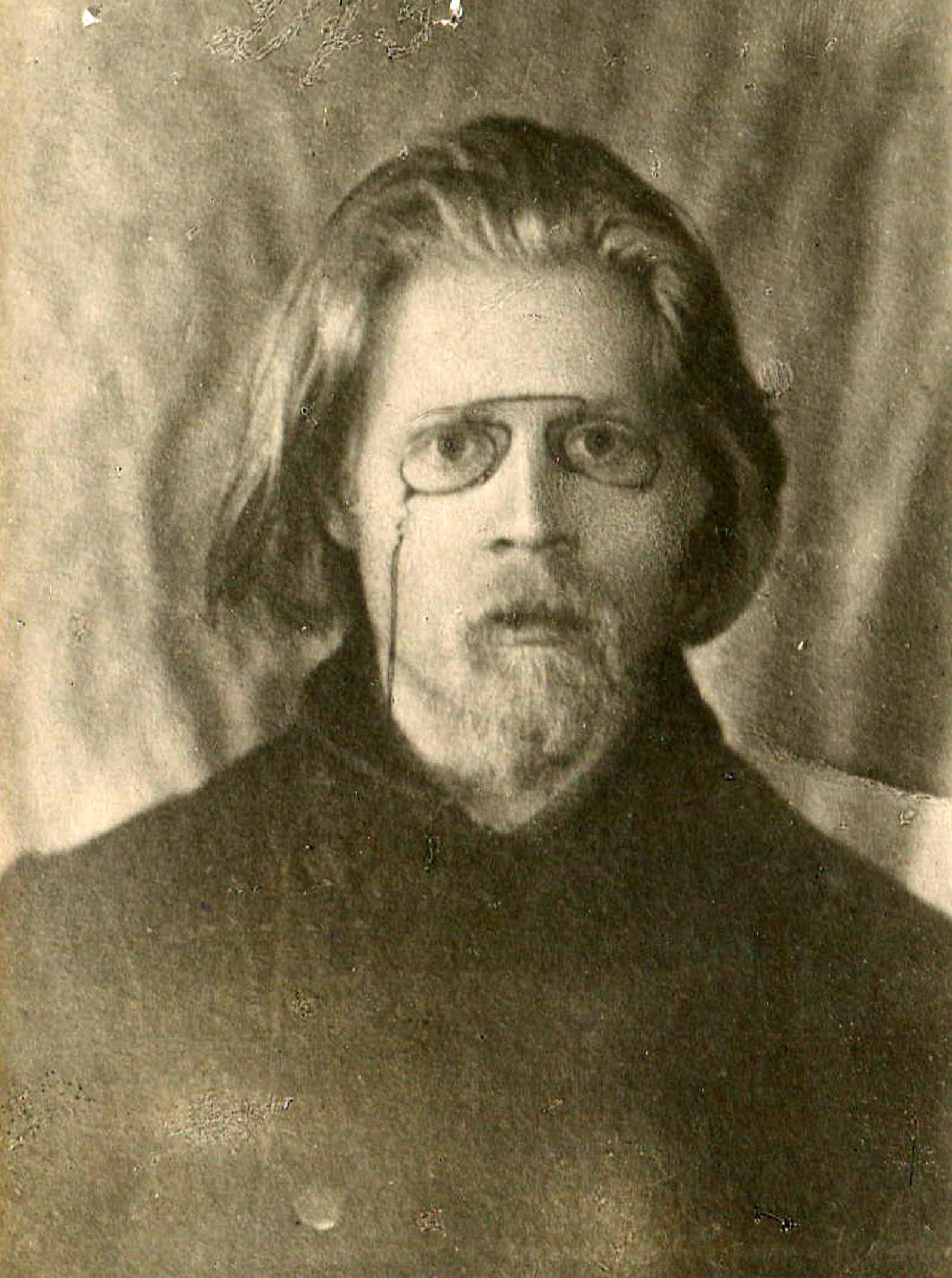 Семенов Матвей Иванович, марксист
